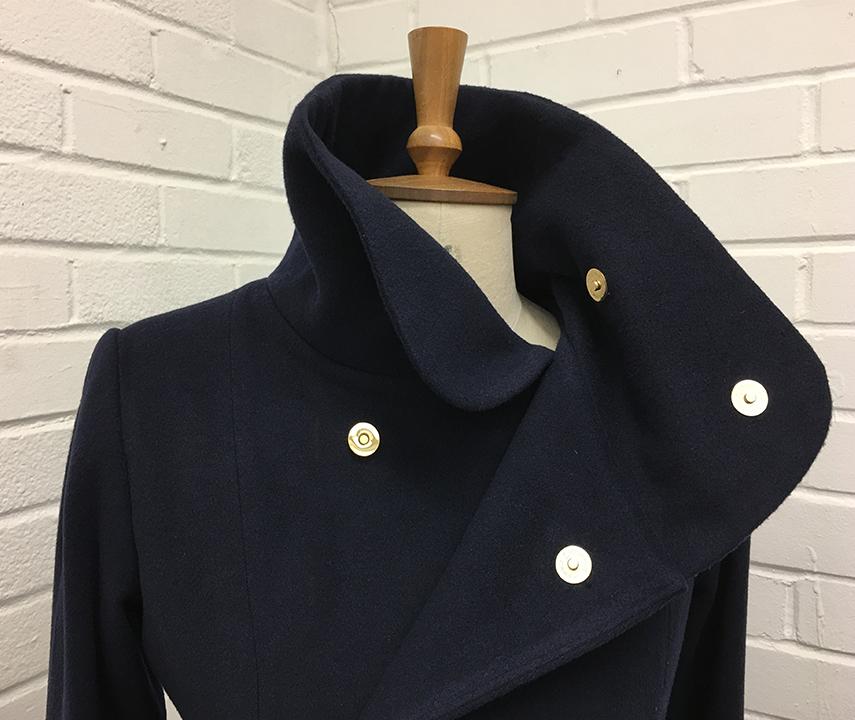 Bespoke Coat Tailoring 29 Atelier Bromley London