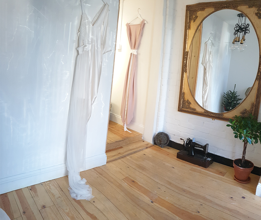 Wedding Dress Showroom Located In Bromley