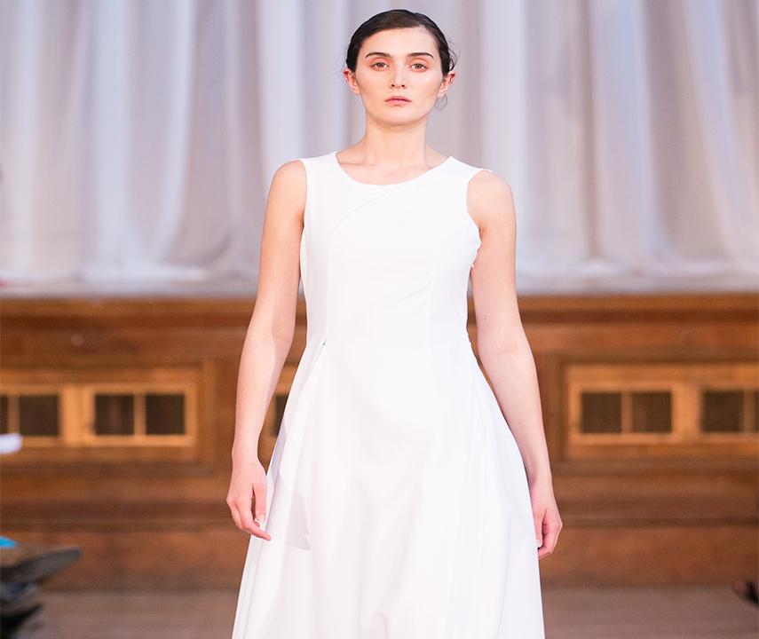 White Dress White Wedding Cool Bride 29 Atelier Bromley London