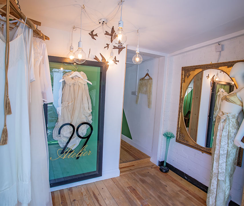 Bridal Wear 29 Atelier Showroom London