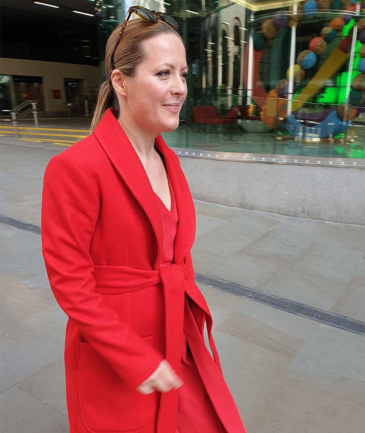 Elizabeth Coat By 29 Atelier London Bromley