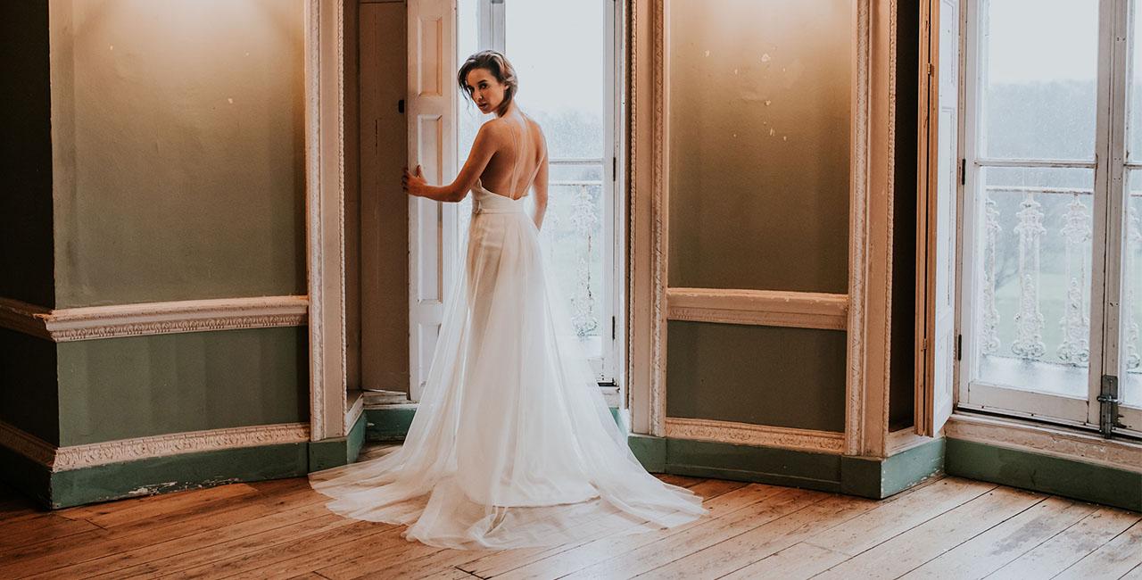 Ellen Dress Wedding Dress By 29 Atelier London Bromley