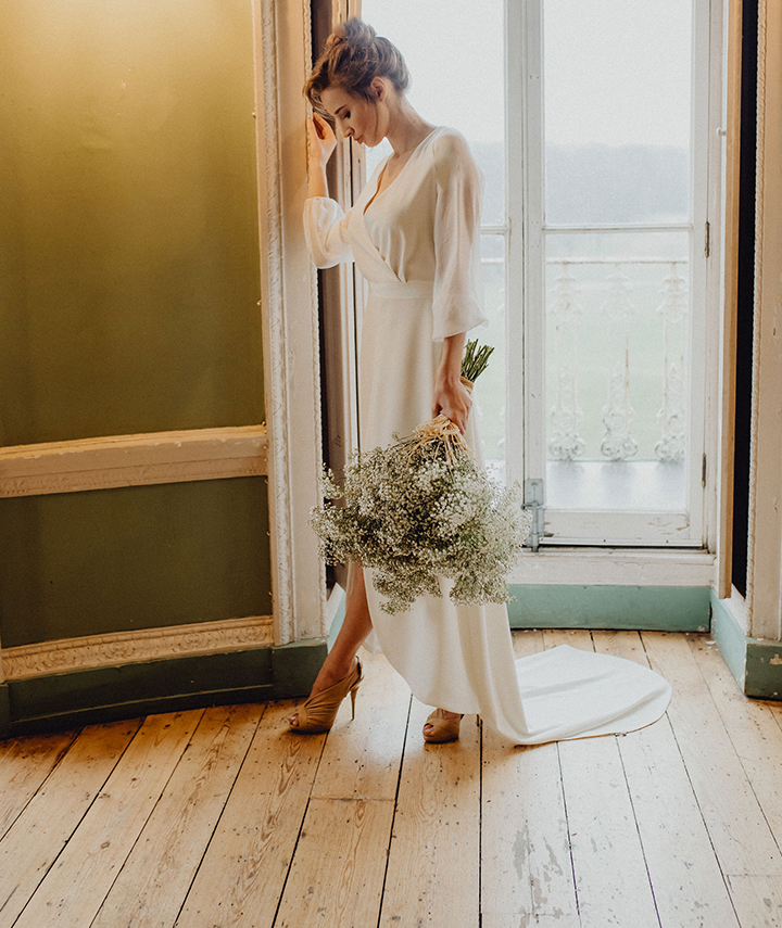 Hannah Wedding Dress By 29 Atelier London Bromley