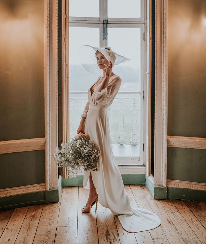 Hannah Wedding Dress By 29 Atelier London Bromley