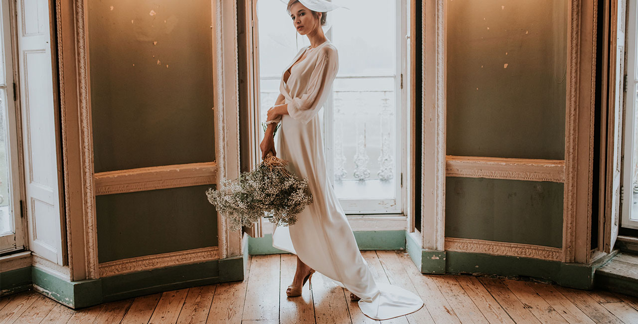 Hannah Wedding Dress By 29 Atelier BromleyLondon