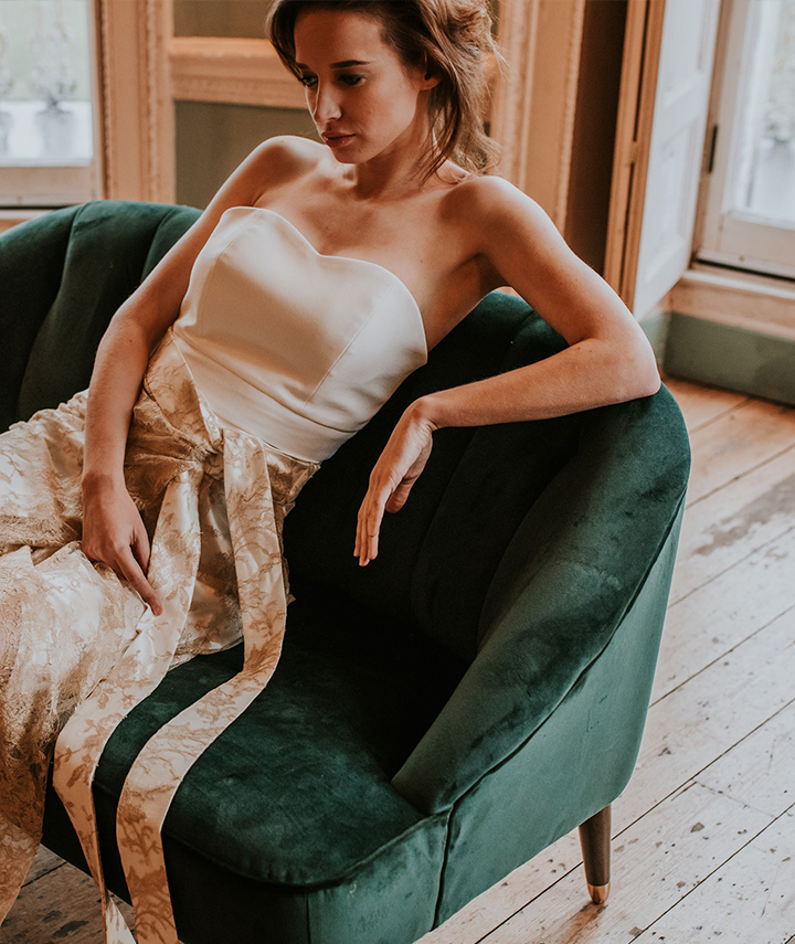 Wedding Dress By 29 Atelier London Bromley