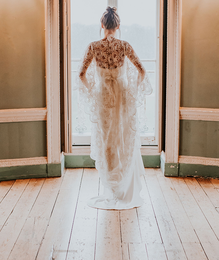 Sphere Wedding Dress By 29 Atelier London Bromley