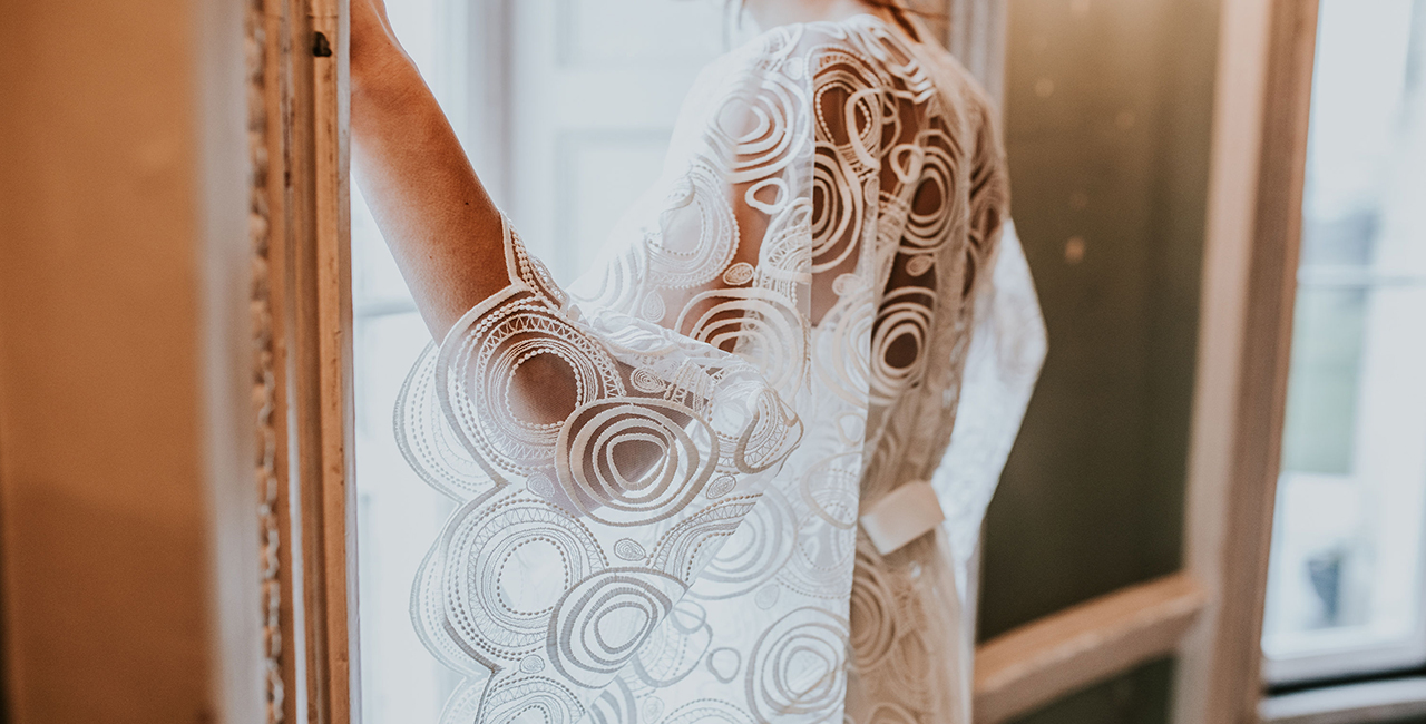 Sphere Kimono Wedding Dress By 29 Atelier Bromley London