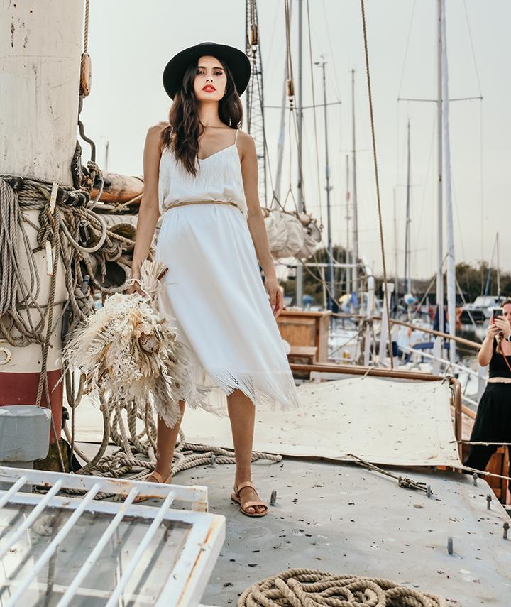 Alpha Dress Front By 29 Atelier London Luxury Bridal Wear