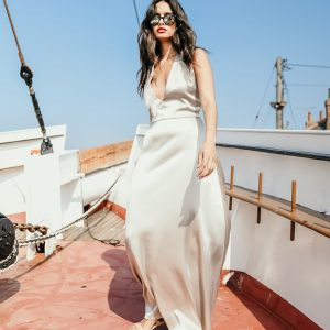 Bia Dress Full Length By 29 Atelier London Luxury Bridal Wear